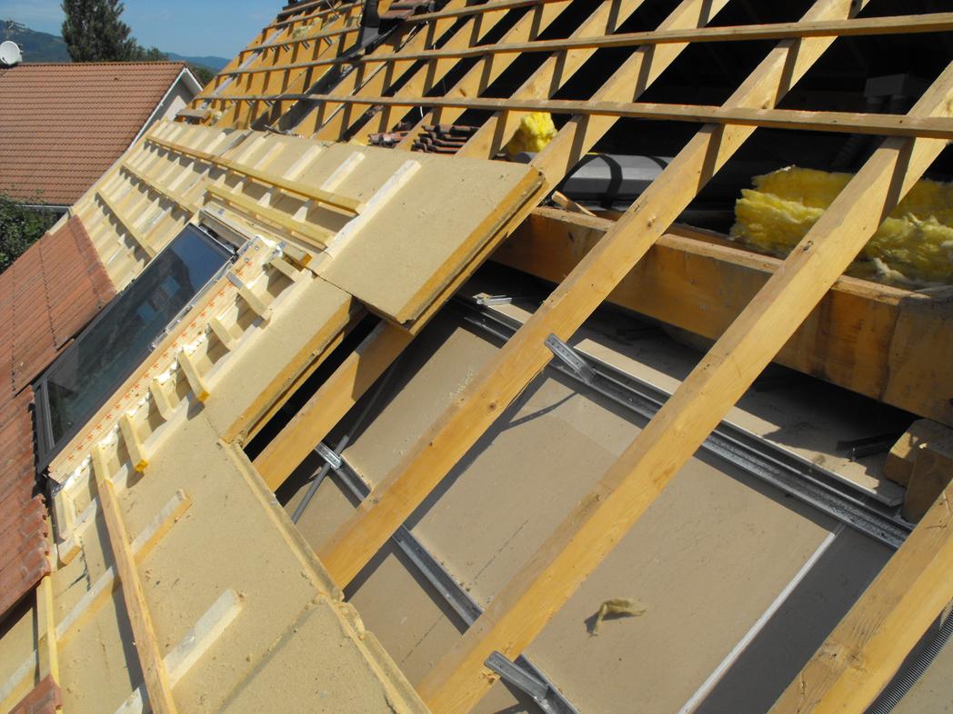 Lexique de la toiture  quels sont les différents éléments